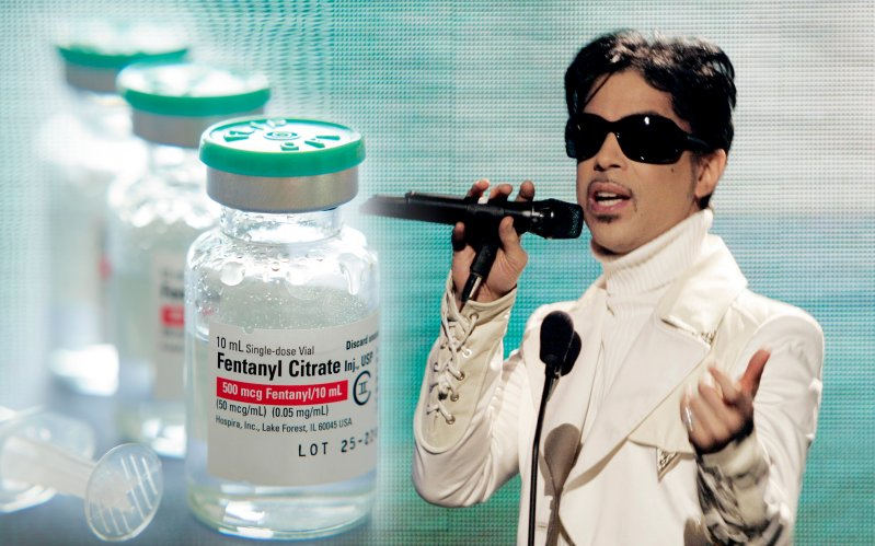 Fentanyl and the Counterfeit Opioids that Killed Prince
