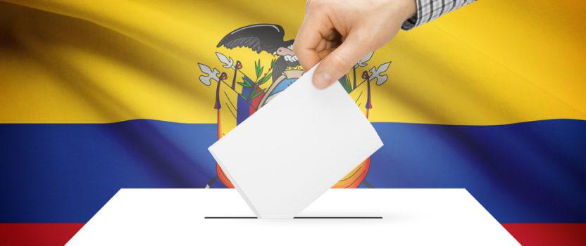Chavista Sympathizer Lenín Moreno Is New President of Ecuador