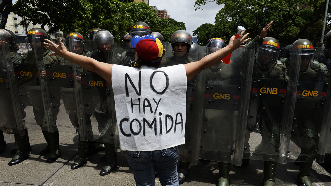Venezuela's Fake Opposition: How the Regime Kidnapped the People
